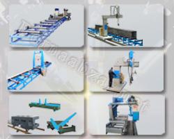ماشین آلات مونتاژ و نورد H ، باکس ساز (ساخت سازه)